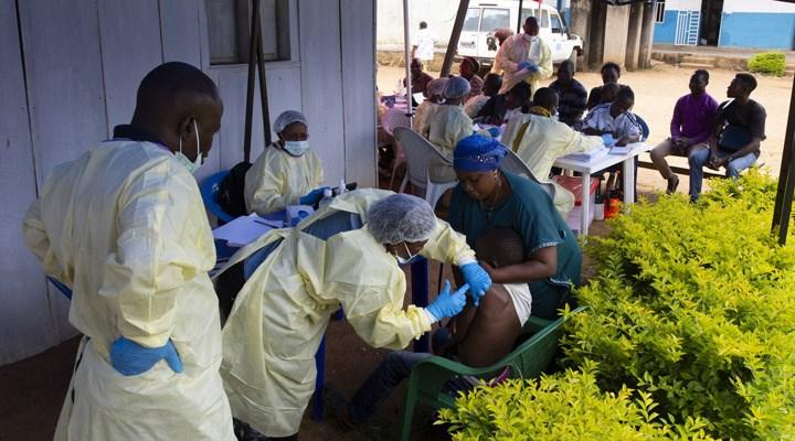 DSÖ: Kongo Demokratik Cumhuriyeti'ndeki 12. Ebola salgını bitti