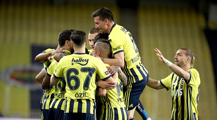 Fenerbahçe, Erzurumspor'u 3-1 mağlup etti