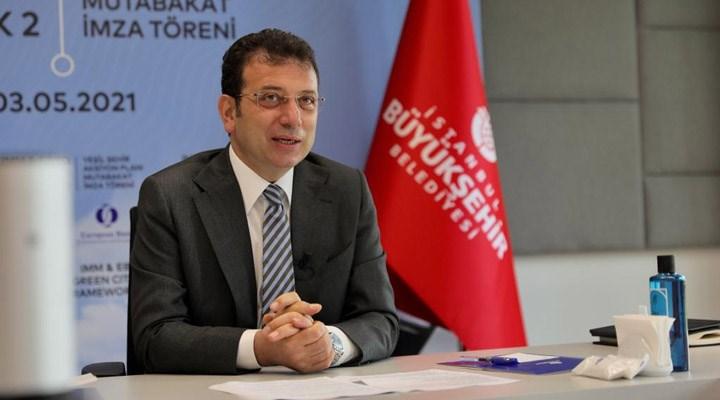 İmamoğlu'ndan Kanal İstanbul açıklaması: Yapılmasına engel olacağız