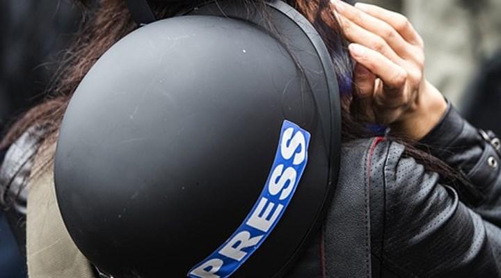 Kadın gazetecilere yönelik şiddet vakası en çok Türkiye'de yaşandı