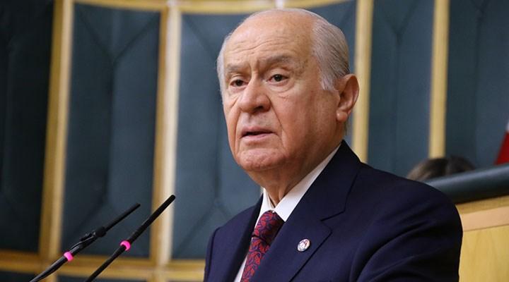 MHP'liler partinin paylaşımını eleştirdi, Bahçeli'den açıklama geldi