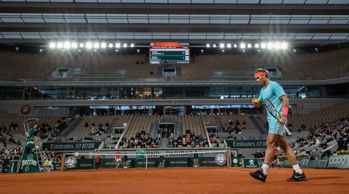 Roland Garros sınırlı sayıda seyirciyle düzenlenecek