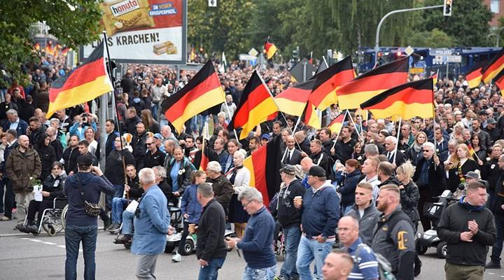 Almanya İçişleri Bakanı: Aşırı sağ, ülkemizde güvenliğe yönelik en büyük tehdit