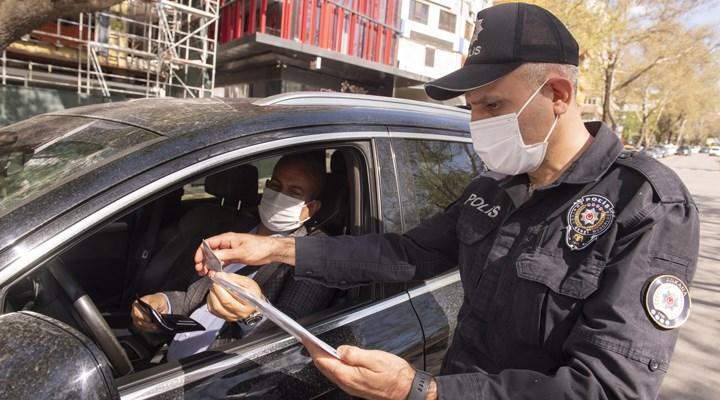 İçişleri Bakanlığı: 7 milyon 30 bin 446 'çalışma izni muafiyet belgesi' düzenlendi