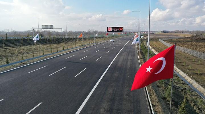 Kuzey Marmara Otoyolu'na 2 milyar lira 'garanti' ödemesi yapıldı