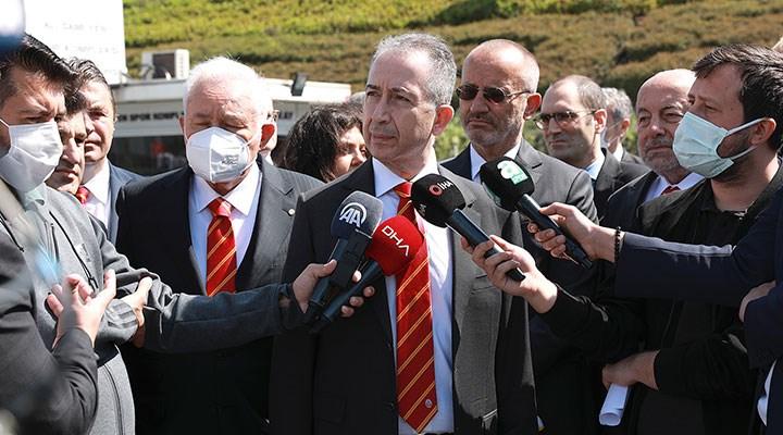 Metin Öztürk, Galatasaray başkanlığına aday oldu