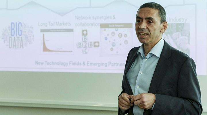 Prof. Dr. Uğur Şahin: Aşının yeni bir versiyonu geliştiriliyor