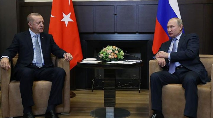 Erdoğan, Rusya Devlet Başkanı Putin ile aşı tedarikini görüştü