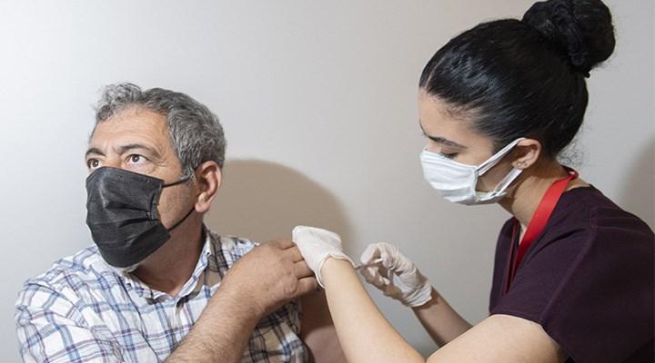 İkinci doz aralığı, aşı olmadığı için açılıyor
