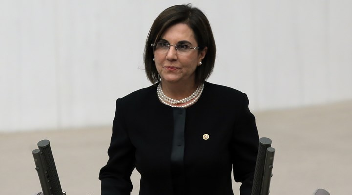 PM üyesi Gaye Usluer, CHP'den istifa etti