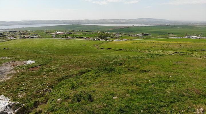 Büyükçekmece'de göl havzasını, 'imarlı arazi' diye sattılar