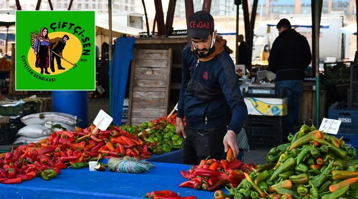 Çiftçiler Sendikası: Kapanma süreci market zincirlerine hizmet ediyor