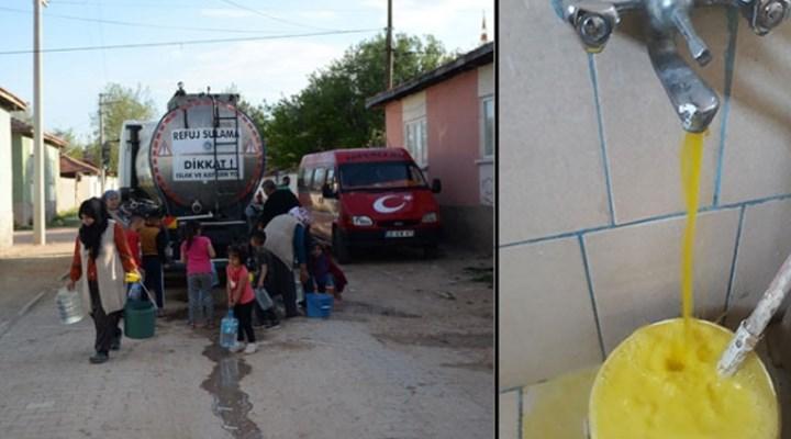 Eskişehir'de içme suyuna zirai ilaç karıştı: 2 kişi zehirlendi