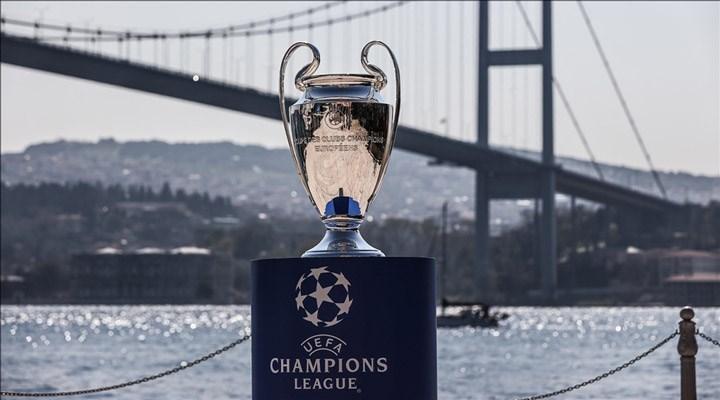 İngiltere Futbol Federasyonu, Şampiyonlar Ligi finalinin İngiltere'ye alınması için UEFA'ya başvurdu