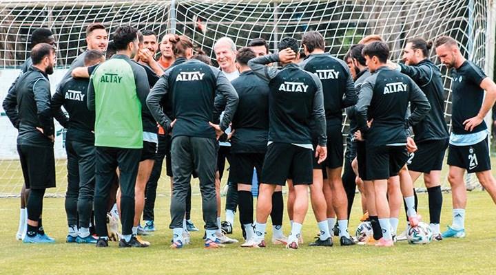 Süper Lig Altay'ı bekliyor