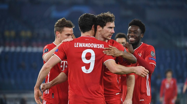 Bundesliga'da Bayern Münih, üst üste 9. kez şampiyonluğa ulaştı