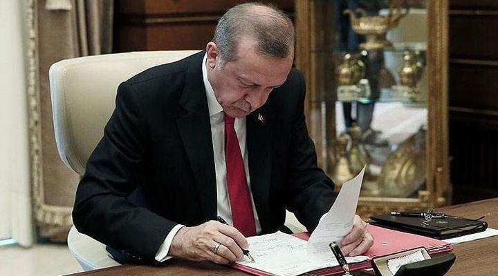 Erdoğan imzaladı: Ticaret Bakan Yardımcısı görevden alındı
