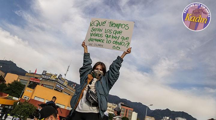 Kolombiya'da içimize atmıyor üniformalı failleri ifşa ediyoruz