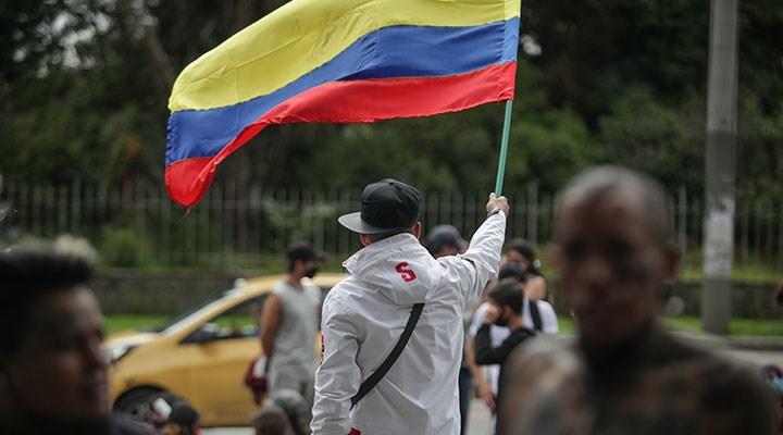 Kolombiya halkı mücadeleden vazgeçmiyor: Protestoların 10. gününde halk sokaklarda!