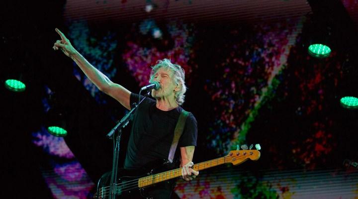 Roger Waters: İsrail bir apartheid devlettir