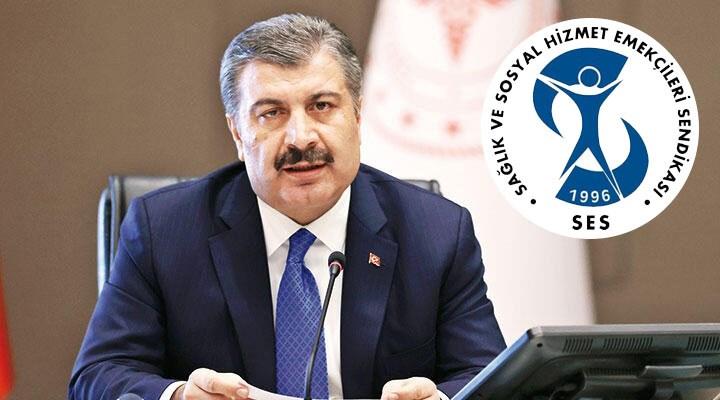 SES'ten Sağlık Bakanı Koca'ya 'yanıt' tepkisi: Web sayfasına bakarak alanını öğrensin