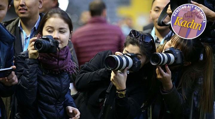 Şiddetin ve tehdidin en ağırını kadın gazeteciler yaşıyor