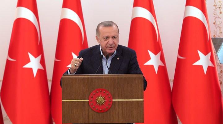 Erdoğan'dan İsrail'e: Zalim, terör devleti