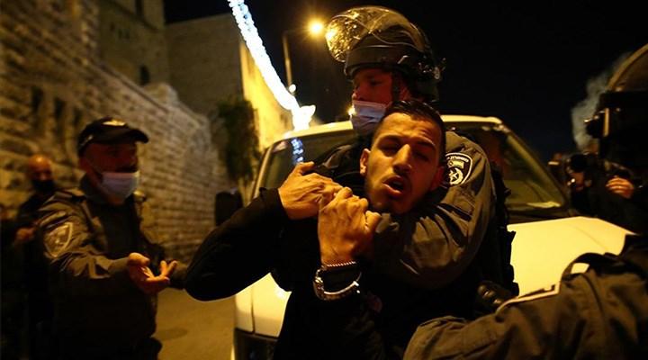 Filistinlilere saldırı insan hakları ihlali