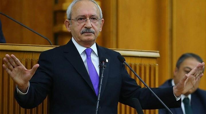 Kılıçdaroğlu: Kanal İstanbul ihalesine girecek ülkeye mesafe koyacağız