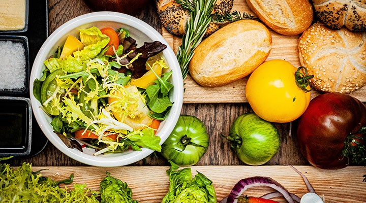 Vejetaryen beslenme, kanser ve kalp hastalığı risklerini azaltıyor