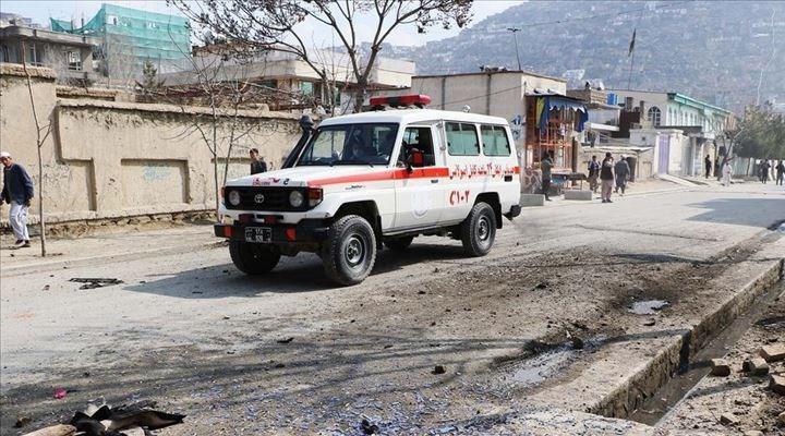 Afganistan'da otobüse bombalı saldırı: En az 11 kişi hayatını kaybetti