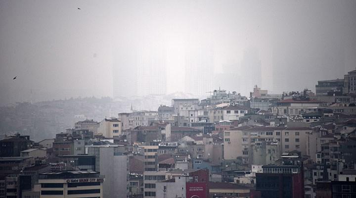 İstanbul'un havasında zehir geziyor