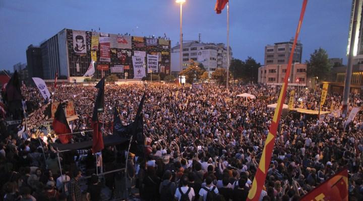 Taksim Dayanışması: Haklı olanlar korkmaz ve susmazlar; Gezi umuttur, umut yargılanamaz