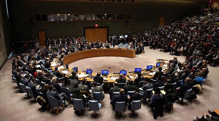 BMGK'den çıkacak 'Kudüs' açıklamasına ABD engeli
