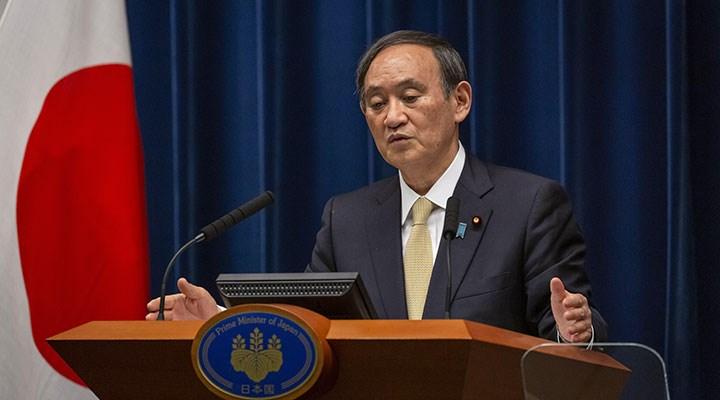 Japonya Başbakanı Suga'dan OHAL için özür
