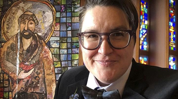 """Amerika Hristiyan topluluğunun ilk trans psikoposu: """"Herkesin başımızın üstünde yeri var"""""""