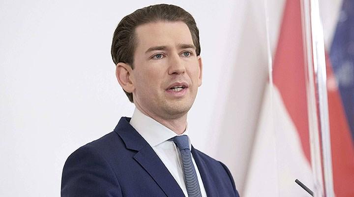 """Avusturya Başbakanı Kurz hakkında """"yanlış ifade"""" soruşturması"""