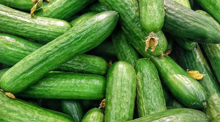 Bakanlık: Çin'den salatalık ithalatımız bulunmamaktadır