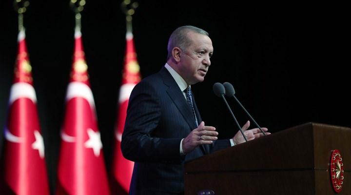 Erdoğan: İsrail'in her türlü değere aykırı eylemleri derhal durdurulmalıdır