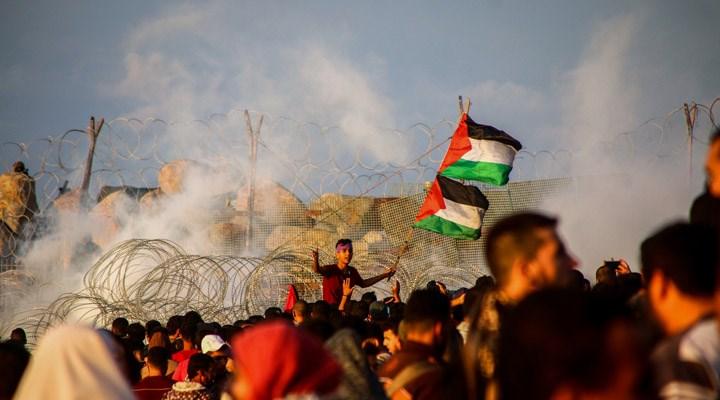 Filistin Demokratik Gençliğinden sol ve gençlik örgütlenmelerine çağrı
