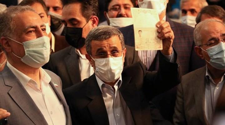 İran seçimleri: Ahmedinejad cumhurbaşkanlığına yeniden aday oldu