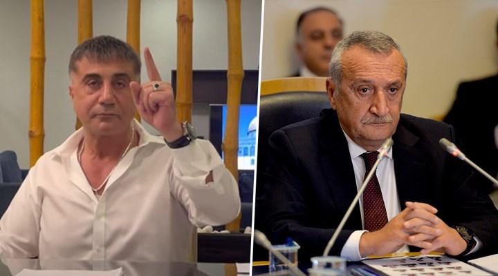 Mehmet Ağar'dan Sedat Peker'in 'marina' iddialarına yanıt geldi