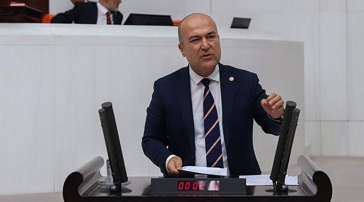 CHP'li Murat Bakan: 10 bin ton çöp aylardır Türkiye limanlarında bekliyor