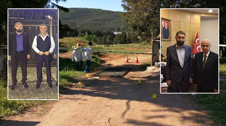 İsmi Sedat Peker'le anılan şahıs, Maltepe'de öldürüldü: Bahçeli'yle fotoğrafı da var