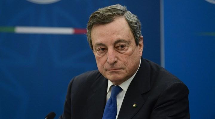 Koronavirüs ülke ekonomisine büyük zararlar vermişti: İtalya Başbakanı Draghi, maaşından feragat etti