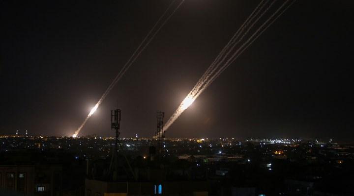 Lübnan'dan İsrail'e üç roket atıldı: Gözaltına alındılar