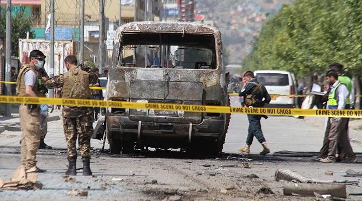 Afganistan'da cuma namazında patlama: En az 12 ölü