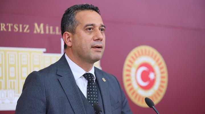 CHP'li Başarır: Soylu'ya neden 'süslü' dendiğine ilişkin ipuçlarımız var