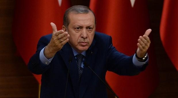 Erdoğan: Desteklerimize rağmen sıkıntıya düşen olduysa helallik istiyoruz