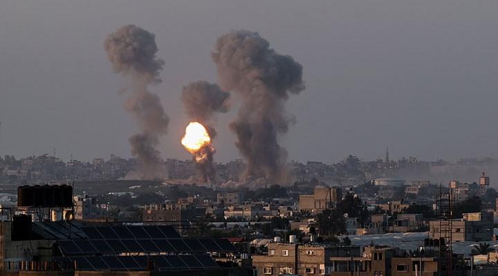 İsrail, Gazze'ye kara operasyonu başlattı!
